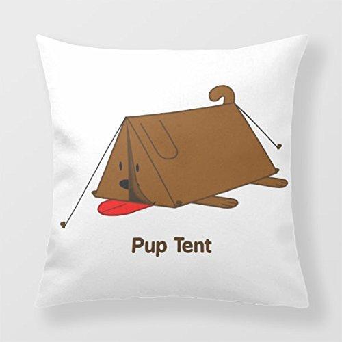 Yourway Decoratieve Gooien Voor Sofa Pup Tent - Kussensloop