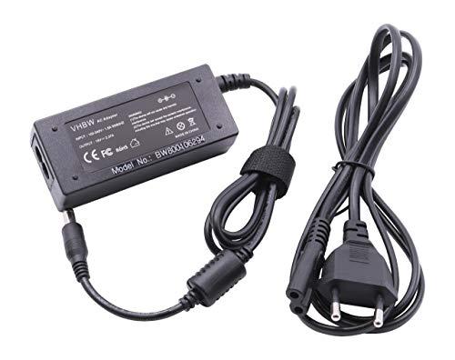 vhbw 220V Notebook Laptop Netzteil, Ladekabel für Toshiba Satellite C660 Serie, C660D-181, C660D-194, C660D-19D, C660D-19X, C660D-1C6 wie PA3822.