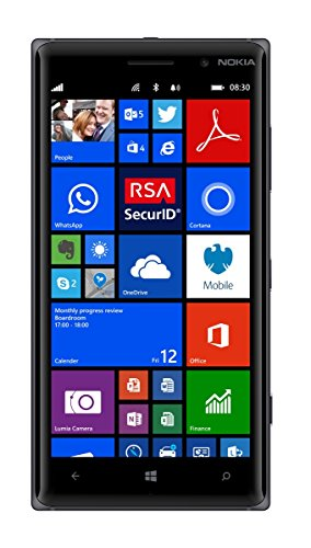 Microsoft Lumia 830 12,7 cm (5') 1 GB 16 GB SIM única 4G Negro 2200 mAh - Smartphone (12,7 cm (5'), 1 GB, 16 GB, 10 MP, Windows Phone 8.1, Negro)