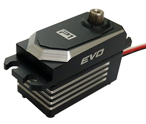 EVO-P1 / Low Profile Digital High Voltage Brushless servo - / High Speed
