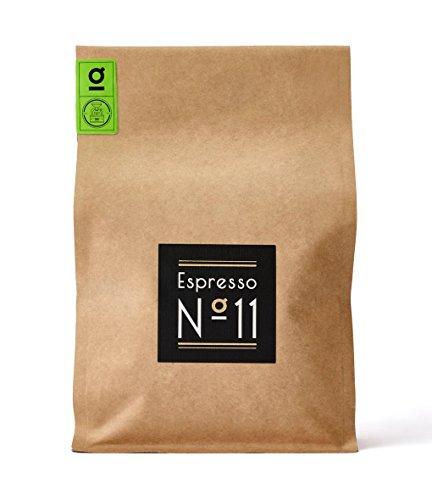 Espresso N°11 von Coffee858 – Premium Espresso-Bohnen – Feinster Single Origin Arabica – Kaffee-Bohnen für Vollautomaten – 750g