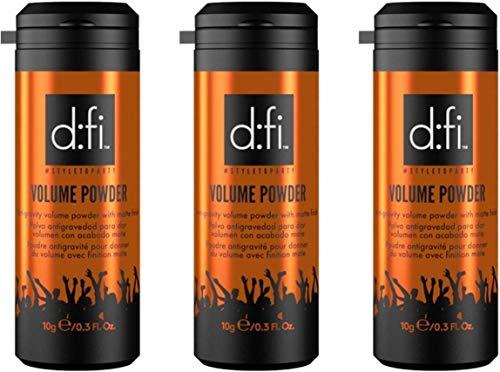 d:fi Volume Powder 3x10 g