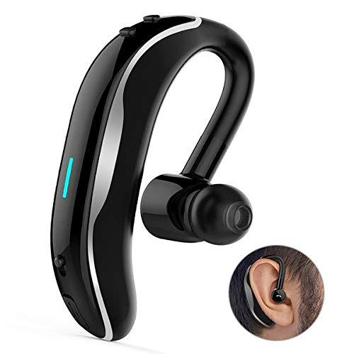 Auriculares in-Ear Bluetooth para ASUS Zenfone 2 Smartphone inalámbricos Sonido Mano Libre Business (Rojo)