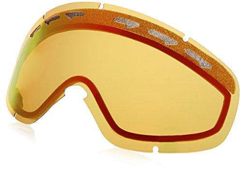 Oakley Unisex O2 Ersatzsonnenbrillengläser, bunt - Fire Iridium, XS