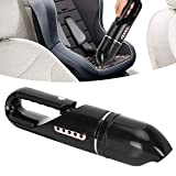 Aspiradora de coche, aspiradora que aspira eficazmente el polvo rebelde 4000pa potente succión para aspiradora de coche