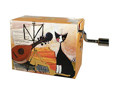 Fridolin 58246 Spieluhr Beethoven - Für Elise / Wachtmeister - Musical Cat