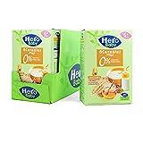 Hero Baby - Papilla de 8 Cereales con Miel sin Azúcares Añadidos, para Bebés a Partir de los 6 Meses - Pack de 6 x 340 g