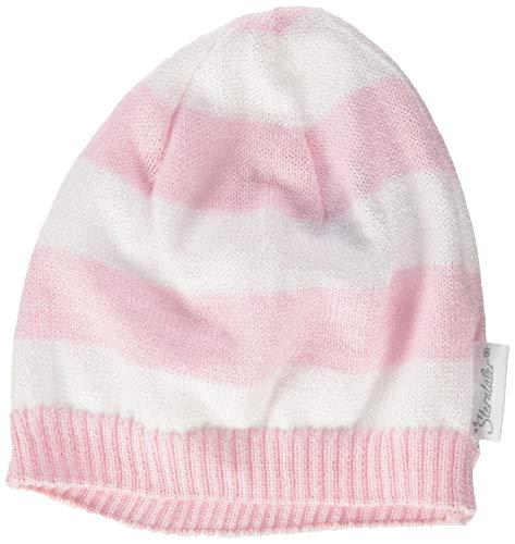 Sterntaler Strickmütze für Mädchen, Alter: 2 Monate, Größe: 37, Farbe: Rosa, Art.-Nr.: 4701980