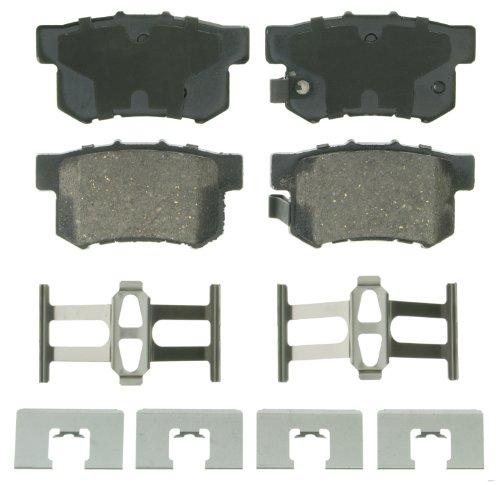 Wagner QuickStop ZD536 Ceramic Disc Brake Pad Set