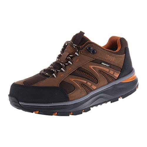 JOYA Damenschuhe Outdoorschuh Gesundheitsschuh Interlaken Low PTX Chocolate 545out3813s1306 (38)