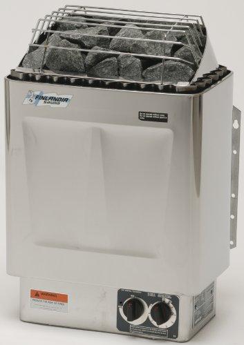 Finlandia FLB-80-S Sauna Heater, 8kw 240v/1ph, Maximum 425 cubic feet