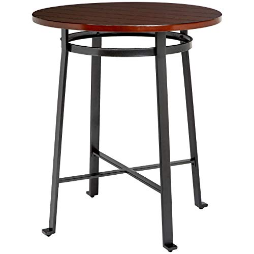 Ball & Cast Bar Table