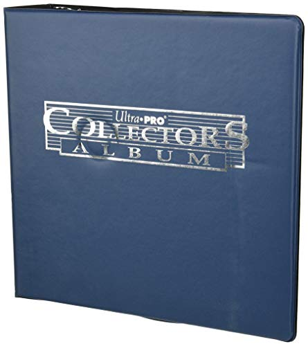Ultra Pro 81398 - Album Card Collector, blau (RPJN8-2)