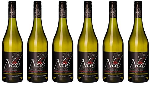 6x The Ned Sauvignon Blanc 2019 - Weingut Marisco, Marlborough - Weißwein