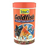 Tetra Goldfish Flakes 2.2 Ounces, Balanced Diet, Clear Water Formula
