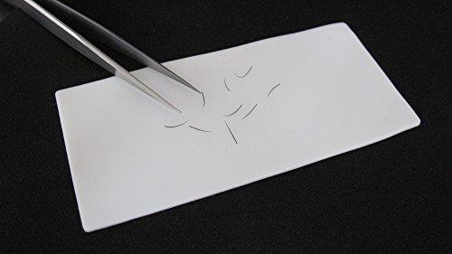 Tapis de silicone anti statique pour les Extensions de cils
