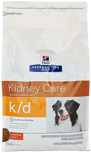 Hills K/D Renal Health Dog Food 8.5 lb
