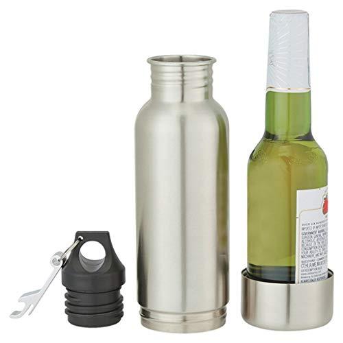 12 Unzen Edelstahl Bierschrank, Cola Dose, Doppel-Eisbehälter, Vakuumisolierung, Bierschrank, Getränkebecher, Küchen Zu