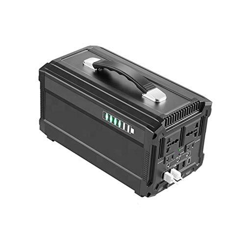 FEEE-ZC Central eléctrica portátil del generador Solar de la CA 500W de 110V / 220V, inversor de la Emergencia D/AC