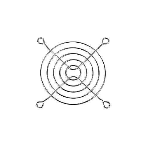 ARCTIC Fan Grill 80 mm - Lüfterabdeckung aus Stahl, Lüftergitter Luftstrom-Durchlässig, erhältlich in unterschiedlichen Größen