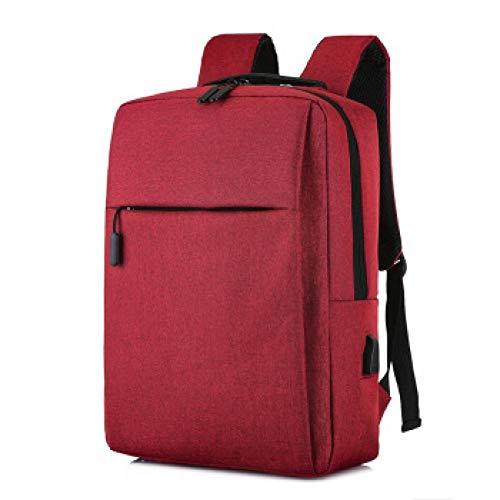 GZRUIGE Men's Computer Bag 15.6-inch Business Travel Aktetas Dames Handtas Grote Capaciteit Rugzak Zwart