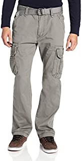 UNIONBAY Men's Survivor Iv Relaxed Fit Cargo Pant-Reg and...