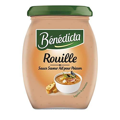 Benedicta © nA © bã Dicta Rouille Sauce Knoblauch Geschmack Fisch 260G (6er-Set)