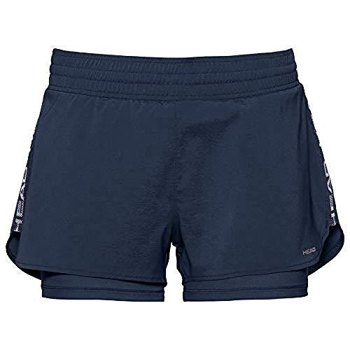 HEAD Damen Advantage W Shorts, darkblue, L