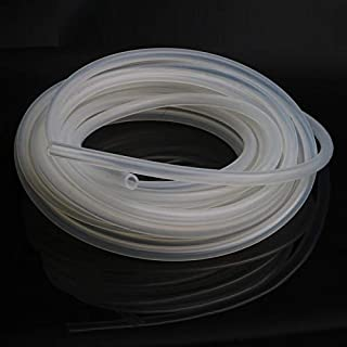 Wang shufang 4 mètres de qualité Alimentaire en Silicone Tube 10 12 16 18 20 25 Tuyau en Caoutchouc Silicone 31mm Flexible...