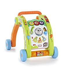 Little Tikes 3-In-1 Activity Walker ( Best baby push toys )