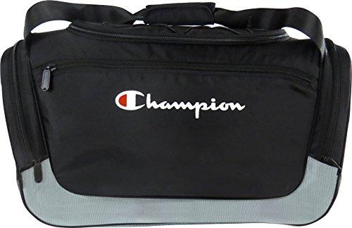 Champion Boost Duffle, Black/Granite, M