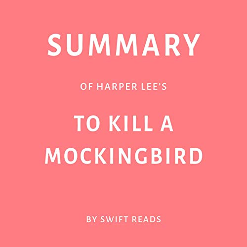 Summary of Harper Lee's To Kill a Mockingbird Titelbild