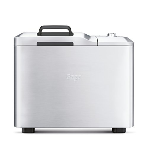 Sage BBM800BSS the Custom Loaf Pro Bread Maker - Silver