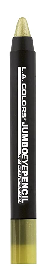 作者リーダーシップ排泄物LA COLORS Jumbo Pencil Spring (並行輸入品)