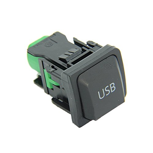 USB Switch Kabel Kit für VW Golf Jetta MK5 MK6 Radio RCD310 RCD510 RNS315