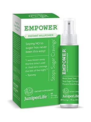 Empower? - Stop Sugar Cravings for Weight Loss | Gymnema Sylvestre Carb Blocker to Lose Weight