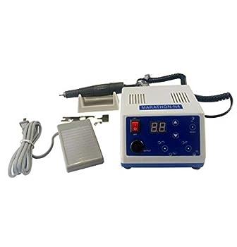 Lab Polishing Machine Marathon Unit N4 with 45000 RPM 2.35mm Tips Micromotor Handpiece USA Stock