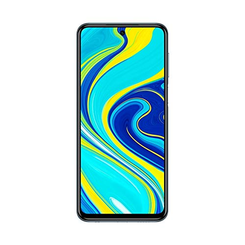 "Xiaomi Redmi Note 9S 6GB 128GB Quad camera AI 48MP 6.67 ""FHD + 5020mAh Type 18W fast charging Interstellar gray"