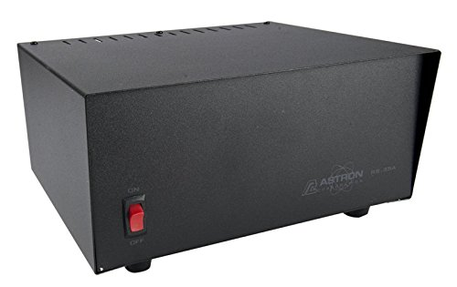 Astron RS-35A-AP Desktop 13.8VDC Linear Power Supply with Anderson Power Poles, 35A Peak, 25A Continuous. Buy it now for 231.19