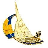 限定 レア ピンバッジ ボート帆船ヨット操縦 ピンズ フランス