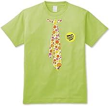 だまし絵フェイクTシャツ ドットネクタイFRG