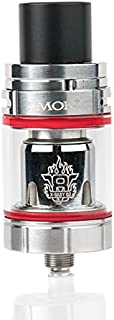 SMOK TFV8XBABY Atomizador 2mL Flujo de aire superior Cigarrillo Electrónico (Plata) Sin Tabaco y