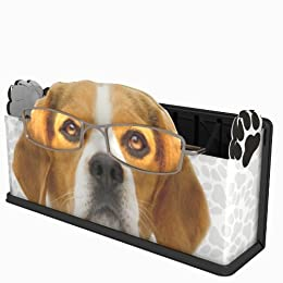doggy desk accessories for people with spectacles