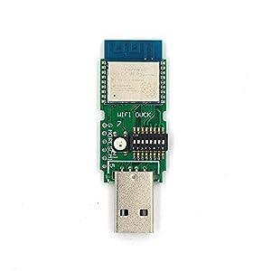 DSTIKE WiFi Duck USB Keyboard Using Ducky Script Language