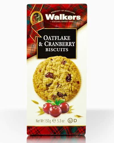 Walkers Biscotti Scozzesi all'Avena e Mirtilli - 1 x 150 Grammi