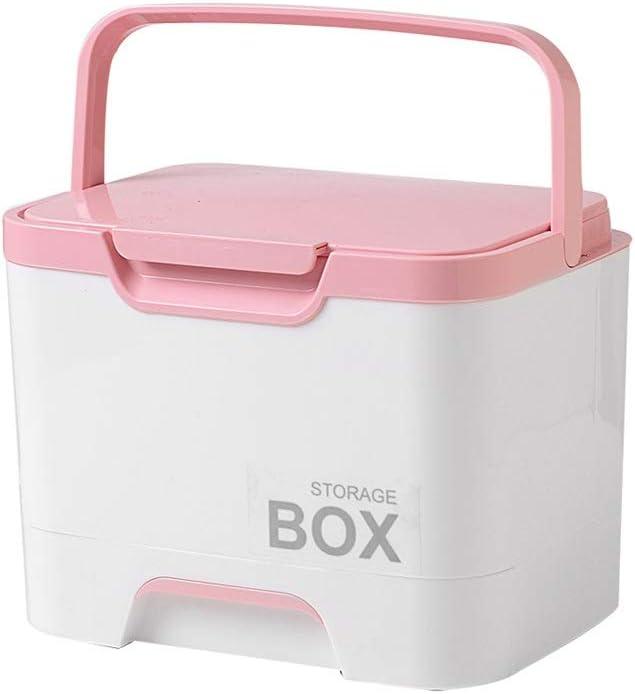 Max 89% OFF WGZ- Pill Box Portable Dustproof Multi-Layer Em Drug Finally popular brand Storage