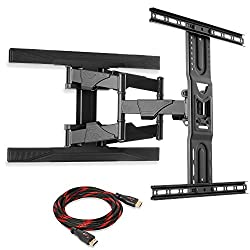 Mount Factory Heavy-Duty Full Motion TV Wall Mount review