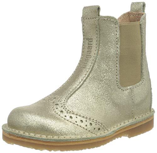 Bisgaard Mädchen MASI Chelsea Boots, Gold (Gold 2203), 22 EU