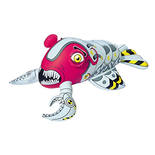 Bestway - Animaletto gonfiabile e cavalcabile, Crush Claw