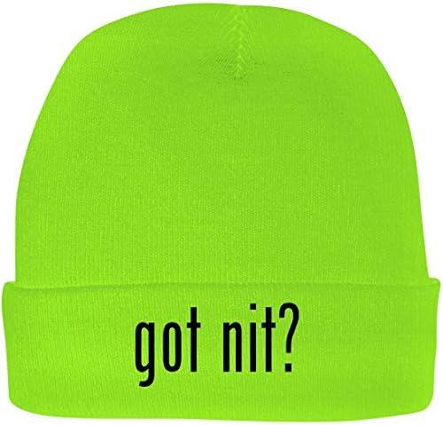 Shirt Me Up got nit A Nice Beanie Cap Neon Green OSFA product image